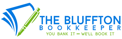 The Bluffton Bookkeeper - Logo